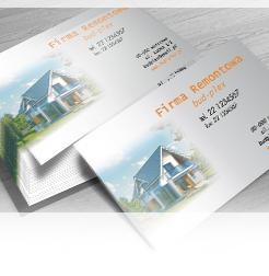 Wizytówki Remont Wizytówki Remontowo Budowlane Projekty Online
